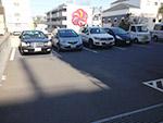整体院駐車場