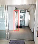 整体院エレベーター