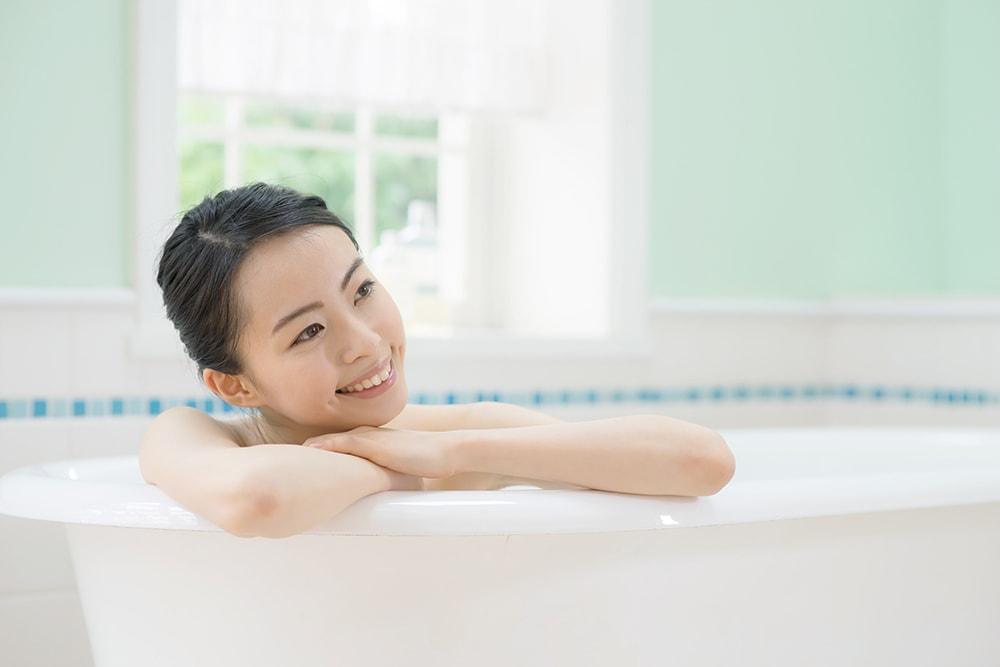 お風呂の入り方